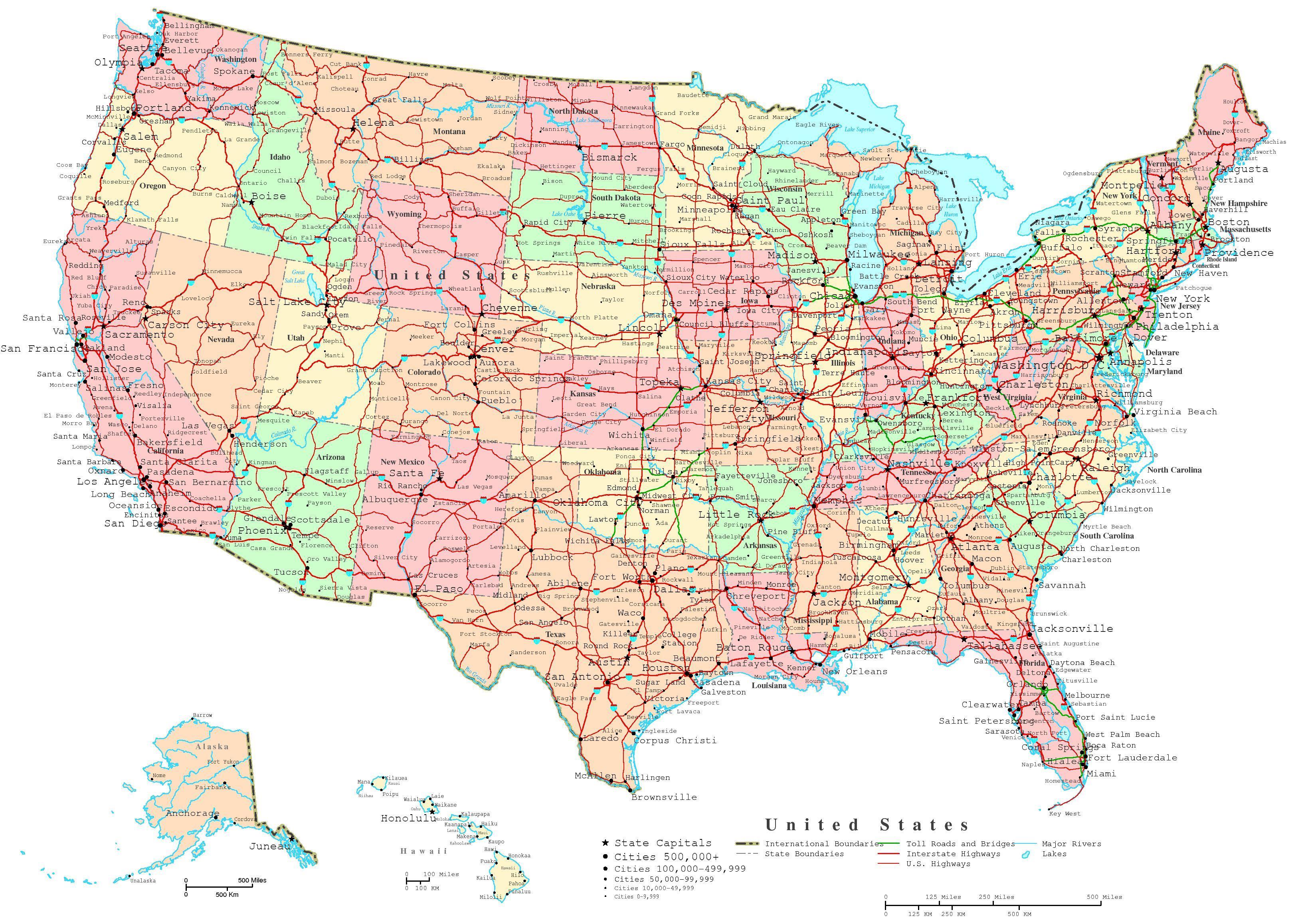 La Cartina Geografica Degli Stati Uniti.Mappa Stradale Nord Est Usa Mappa Stradale Di Nord Est Degli Stati Uniti America Del Nord America